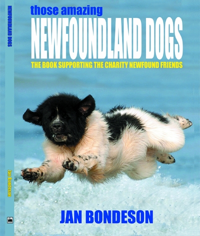 Those Amazing Dogs Newfoundland Dogs book cover