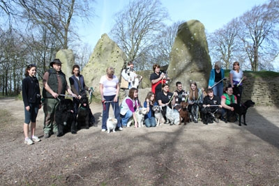 Dog Walk for Tol's Appeal