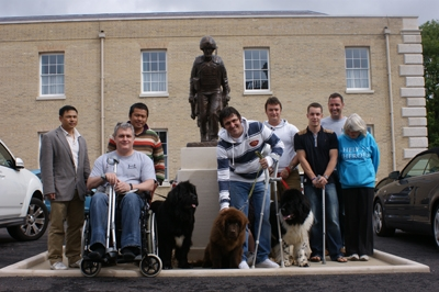 Tedworth House Recovery Centre.Help for Heroes 12th October